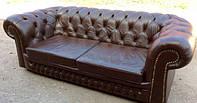 Легендарный диван Chesterfield