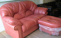 Финский диван-кровать+ пуфViktoria