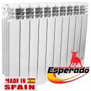 Радиатор алюминиевый ESPERADO INTENSO, секционный, Испания, 500х80
