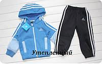 """Детский спортивный костюм """"Adidas"""", утепленный"""