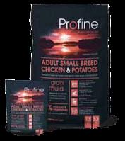 Корм для собак Profine Adult Small 3 кг курица, профайн для маленьких пород собак