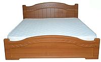 Кровать Доминика полуторная с ортопедическими ламелями