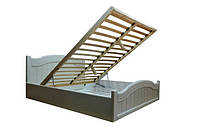 Кровать с подъемным механизмом Доминика полуторная с ортопедическими ламелями