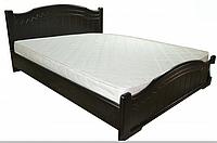 Кровать с ящиками для белья Доминика двуспальная с ортопедическими ламелями