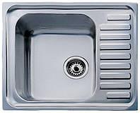 Мойка для кухни  врезная нержавейка микротекстураTEKA Classic 1B 1/2 D