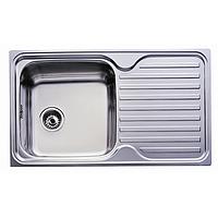 Мойка для кухни врезная TEKA нержавейка микродекорClassic 1B 1D