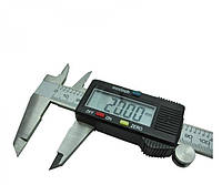 Электронный цифровой микрометр LCD дисплей Электронный штангенциркуль микрометр 150 мм кейс