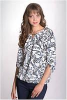 Блузка, кофточка женская с длинным рукавом MIRABELLE