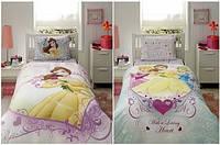 Детское постельное белье TAC Disney Princess Belle Heart