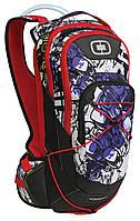 Функциональный спортивный вело-, мото-рюкзак с гидратором OGIO BAJA 70, 122005.336 Graffiti