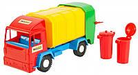 Игрушечный мусоровоз Mini Truck Wader