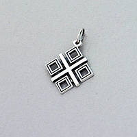 """""""Макошь"""" - символ славянской богини серебра 925 пробы"""