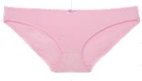 """Трусики мини бикини женские """"Ego"""" KLW 13(132) ( 2 шт в уп) Must Have цвет розовый"""