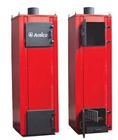 Твердотопливный котел Amica Time 40 кВт. длительного горения
