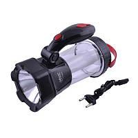 Кемпинговый фонарь светильник YJ-5837 светодиодный аккумуляторный