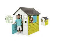 Дом игровой детский Уикенд с раздвижными ставнями, 98х111х127 см