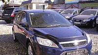 Дефлектор капота Toyota Auris 2008-2010 до рестайлинга