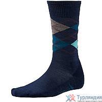 Носки Smartwool Mens Diamond Jim Socks Синий L