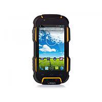 Защищённый смартфон Sigma mobile Х-treme PQ23 orange
