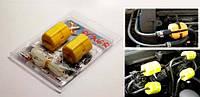 Прибор для экономии бензина,  дизельного топлива, газовой установки - power magnetic fuel saver