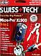 Компактный мультититул-брелок Swiss+Tech Micro-Pro XL900, 60508ES синий, фото 8