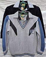Кофта для мальчика G&M обманка модель - 4427