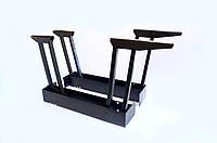 Механизм трансформации стола-трансформера тип книжка МТ-К3; Механізм трансформації стола-трансформера МТ-К3