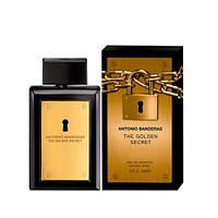 Antonio Banderas The Golden Secret for Men туалетная вода мужская 100 ml