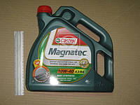 Масло моторное Castrol  Magnatec 10w-40 A3/B4 (Канистра 4л), N4-MAG10B4-4X4S