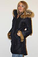 Куртка зимняя парка женская Armilise 1508