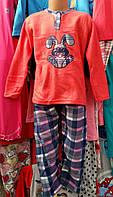 Пижама детская флис