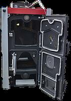 Твердотопливный котел Viadrus Herkules U 22 C. Мощность 23,3 кВт / 4 секции