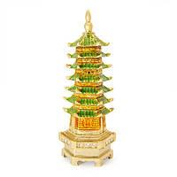 Талисман - символ  Пагода с мантрами