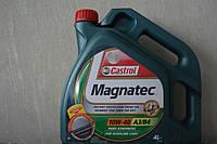 Моторное масло полусинтетика Castrol Magnatec A3/B410w-40