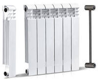Радиатор биметалл Solur 10 секций 500/85