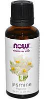 Ефірна олійка жасмина,Эфирное масло жасмина,Now Foods, 30мл