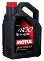 Масло моторное 10W40 (5л) – MOTUL (Франция) – MB 229.1, RENAULT RN0700, VW 501 01 / 505 00 - 100357