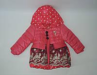 Полу-пальто для девочки  5 лет