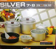 Набор туристической посуды для 7-8 человек Kovea (KSK-WY78)