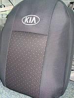Чехлы на сидения Kia Cerato Koup с 2009 г.в.