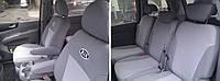 Чехлы на сидения Kia Rio II Хэтч бек с 2005-11 г.в.