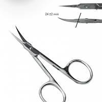 Сталекс Ножницы для маникюра узкие удлиненные Н-05