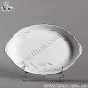 Thun Блюдо для хлеба Constance 33 см 7603100