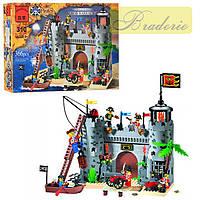 Конструктор BRICK Замок пиратов 310