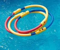 Соединитель для аквапалок для аквафитнеса BECO 9697 (6 отверстий)