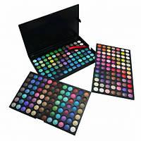 Профессиональная палитра палетка теней 252 цветов , тени для век