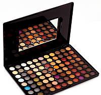Палитра для макияжа 88 цветов MAC №1, купить палетку теней