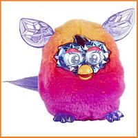 Интерективная игрушка Furby Boom Crystal (Orange/Pink) Фёрби Кристальная Серия Оранжево-Розовый