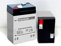 Аккумулятор 6 вольт BOSSMAN 6F 4.5