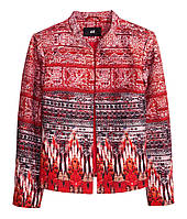 Красный пиджак H&M